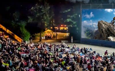 European Outdoor Film Tour bei Kino, Mond & Sterne