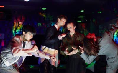 """""""No Sex"""" von Toshiki Okada an den Münchner Kammerspielen (Probenfoto)"""