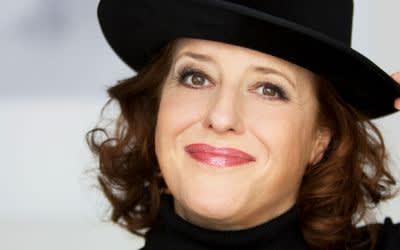 "Luise Kinseher als ""Mamma Mia Bavaria"""