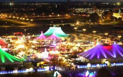 Tollwood - Winterfestival