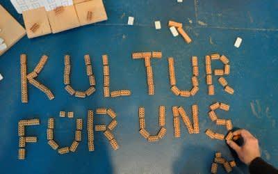 Musenkuss - Kultur zum Mitmachen
