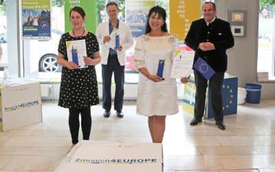 Preisträger des Europeans in Art Award 2021