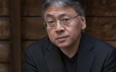 Der Autor Kazuo Ishiguro