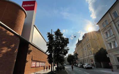 Neubau Münchner Volkstheater