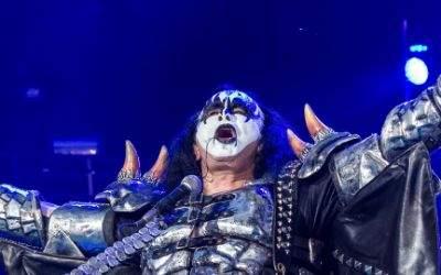 Bassist von Kiss