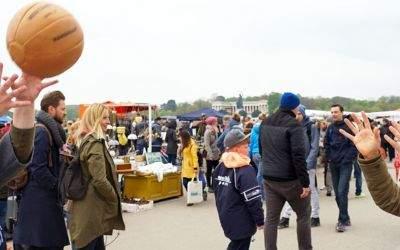 Umfrage Riesenflohmarkt Theresienwiese