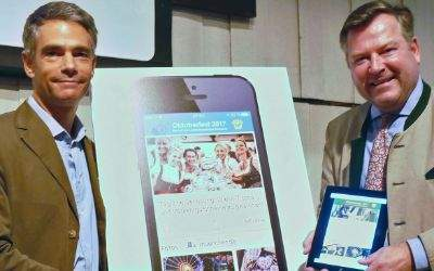 Wiesn Pressekonferenz: Neuheiten 2017 und Präsentation der Wiesn-App