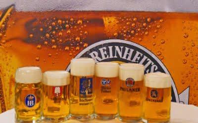 Oktoberfestbierprobe 2018: Die Biere der sechs Münchner Großbrauereien