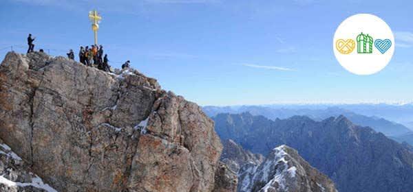 Bayerische Zugspitze