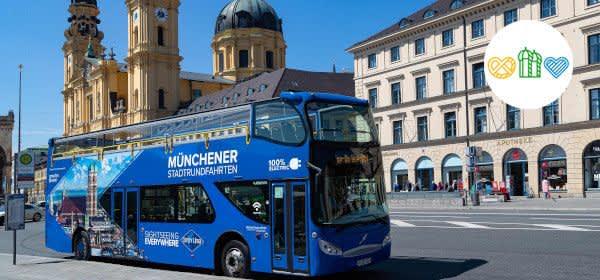 Stadtrundfahrt durch München