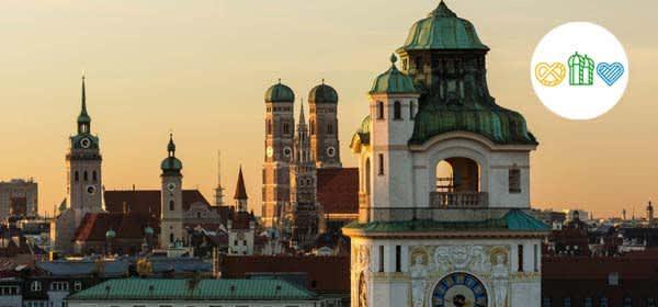 Reisepaket einfach München