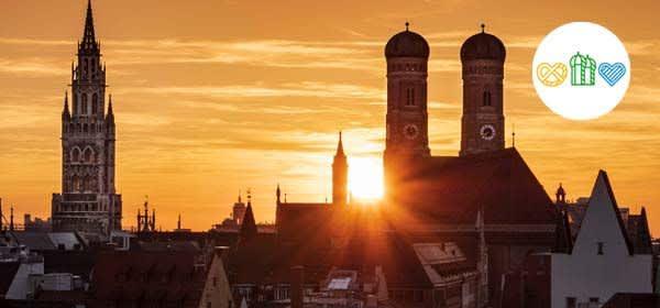 Reisepaket Wiedersehen in München