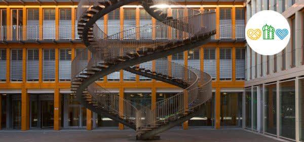 Unendliche Treppe