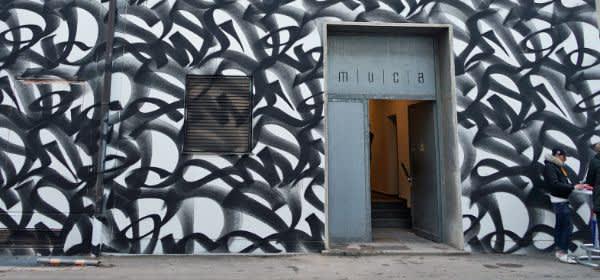 Das Muca Museum in der Hotterstraße