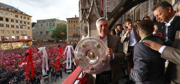 FC Bayern München Meisterfeier 2017