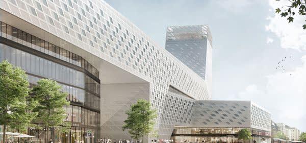 Neugestaltung des Hauptbahnhofs