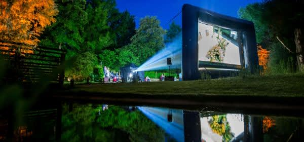 Open Air Kino im Tierpark Hellabrunn