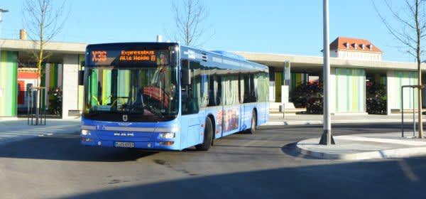Die neue Expressbus-Linie X36