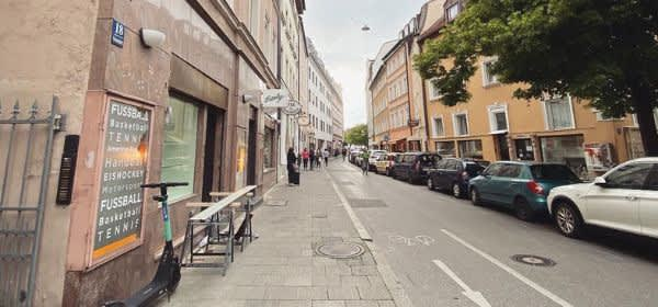 Westenriederstraße in München