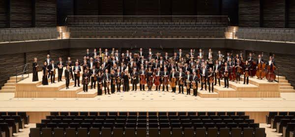 Münchner Philharmoniker in der neuen Isarphilharmonie