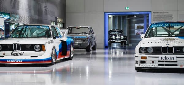 Exhibitions at BMW