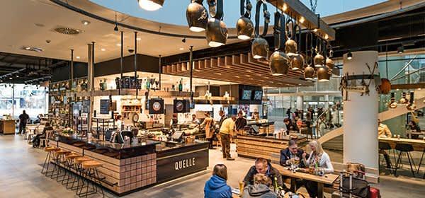 Sportalm am Flughafen München