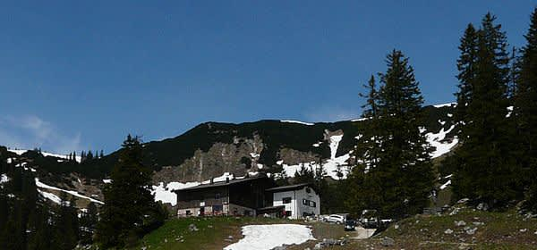 Priener Hütte