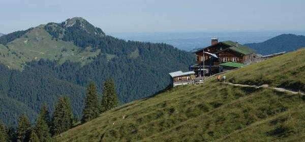 Hirschberg - südlich des Tegernsees