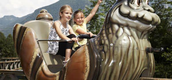 Märchen-Erlebnispark Schneckenrennen