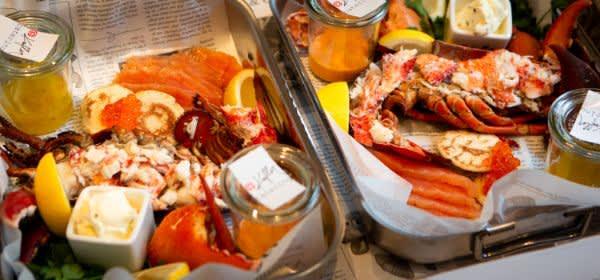 Kuffler To Go-Seafood-Box