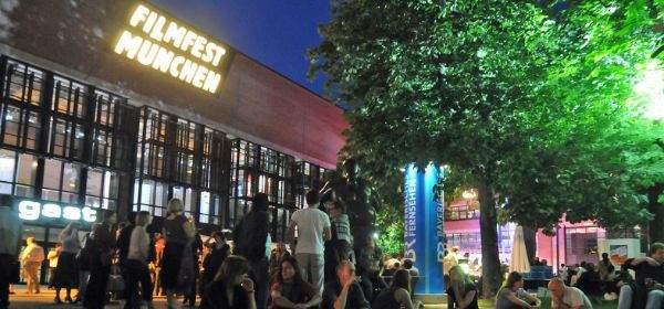 Festivalzentrum Gasteig beim Filmfest München