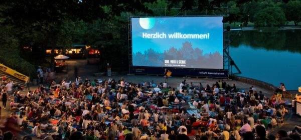 Kino, Mond & Sterne