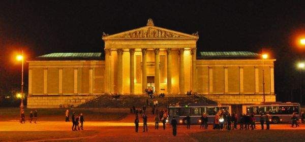 Königsplatz - Lange Nacht der Museen