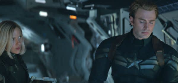 """Szene aus """"Avengers Endgame"""""""