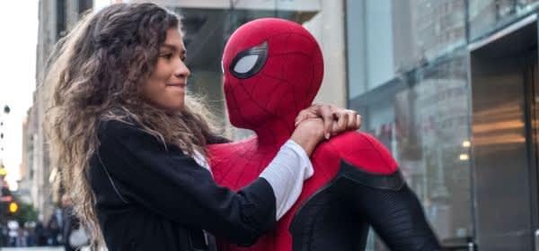 """Szene aus """"Spiderman - Far from home"""""""