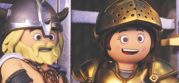 "Szene aus ""Playmobil: Der Film"""