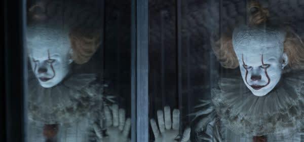 "Szene aus dem Film ""Es 2"""