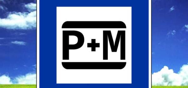 P+M Parkplätze: Parken und Mitfahren