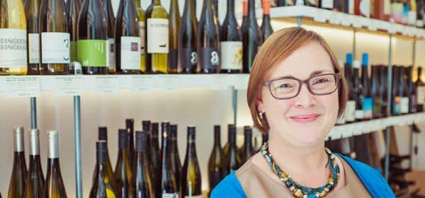 Von der Anwältin zur Weinhändlerin