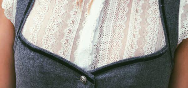 Dirndl ohne Blusen: Cocovero