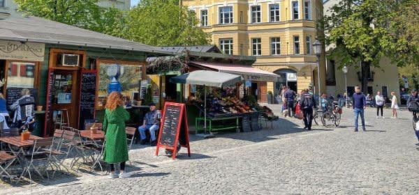 Delikatessen & Spezialitäten am Wienermarkt