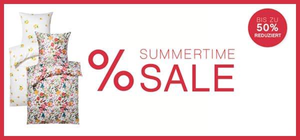 Summer Sale bei Bettenrid