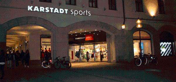 Karstadt Sports Oberpollinger