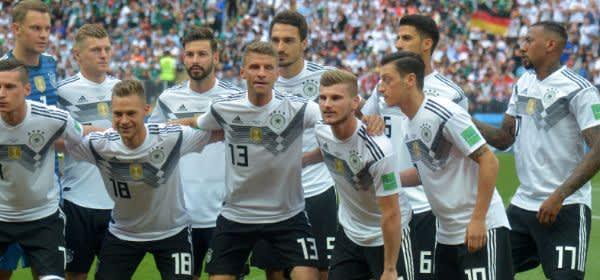 DFB-Startelf bei der WM im Auftaktspiel gegen Mexiko
