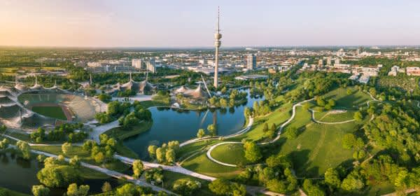 Olympiapark Panorama