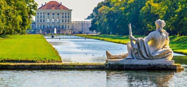 Nymphenburger Schloss und Park