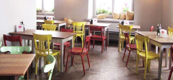 Das Restaurant Bavarese im Dreimühlenviertel