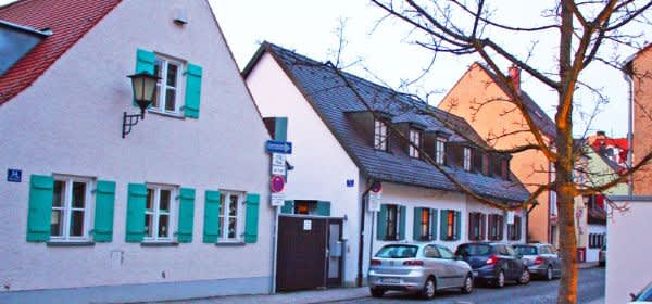 Untere Grasstraße in Giesing