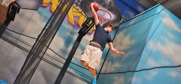 AirHop Basketballkorb