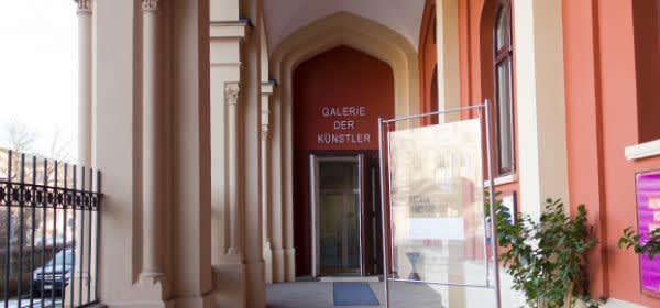 Galerie der Künstler in der Maximilianstraße